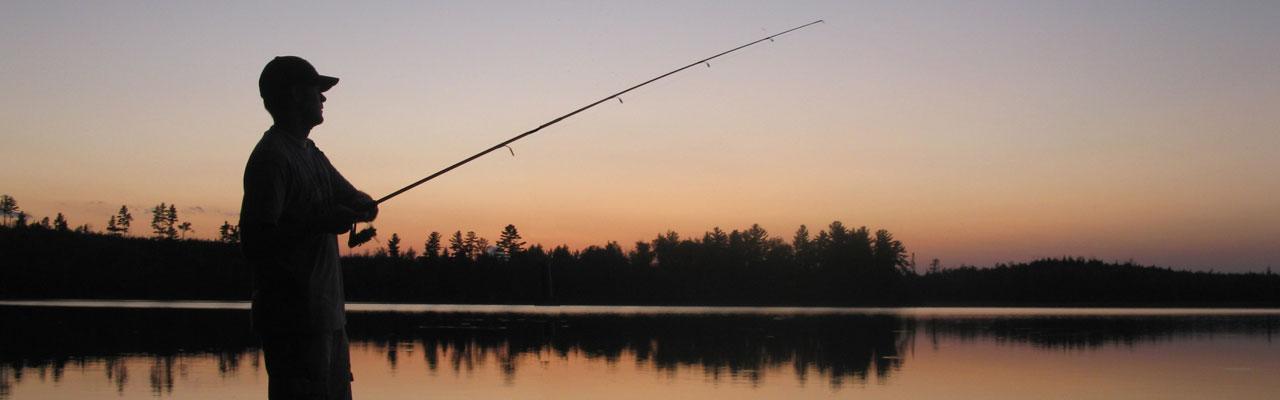 Minnesota fishing resort