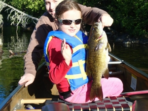 5 pound smallmouth bass