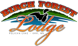 Birch Forest Lodge Retina Logo